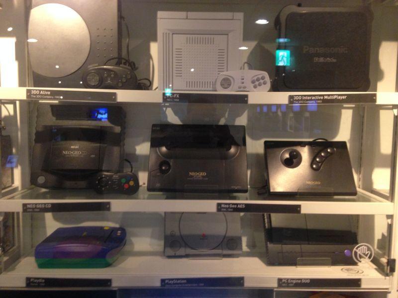 Nexon Computer Museum на острове Jeju, Корея - 48