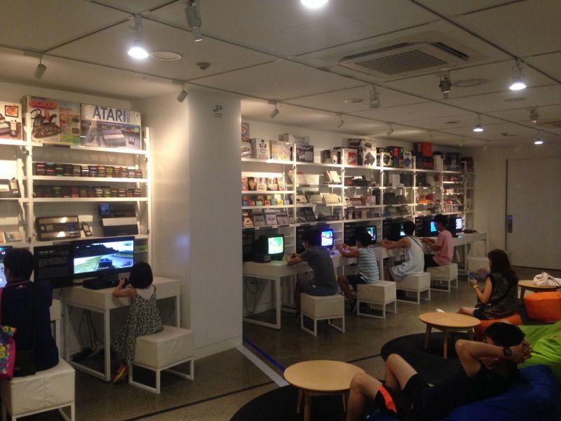 Nexon Computer Museum на острове Jeju, Корея - 59