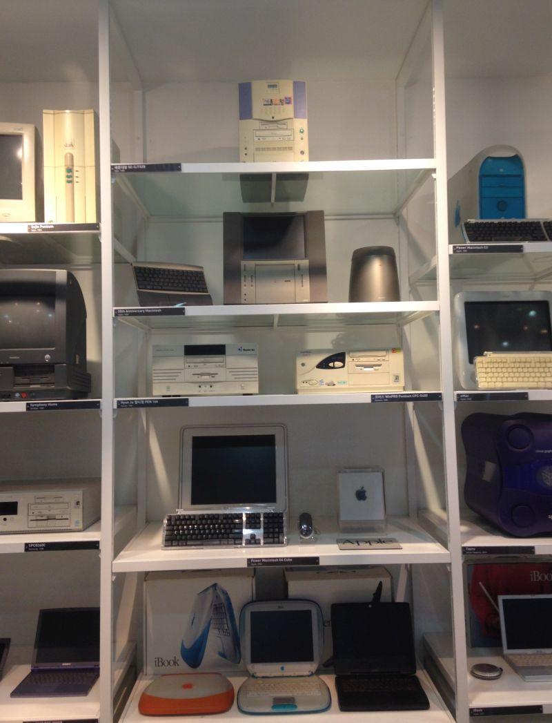Nexon Computer Museum на острове Jeju, Корея - 62