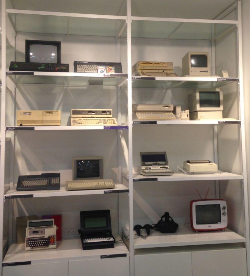 Nexon Computer Museum на острове Jeju, Корея - 63