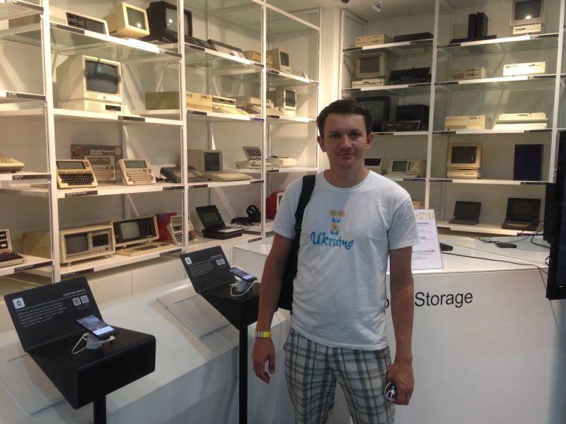 Nexon Computer Museum на острове Jeju, Корея - 66
