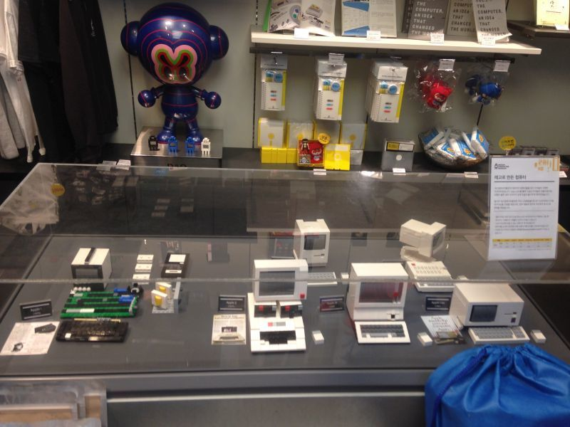Nexon Computer Museum на острове Jeju, Корея - 67