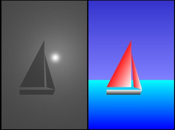 Изучаем OpenGL ES2 для Android Урок №3. Освещение - 10