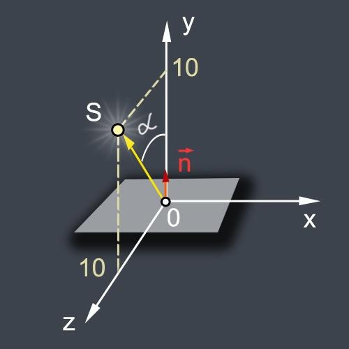 Изучаем OpenGL ES2 для Android Урок №3. Освещение - 5