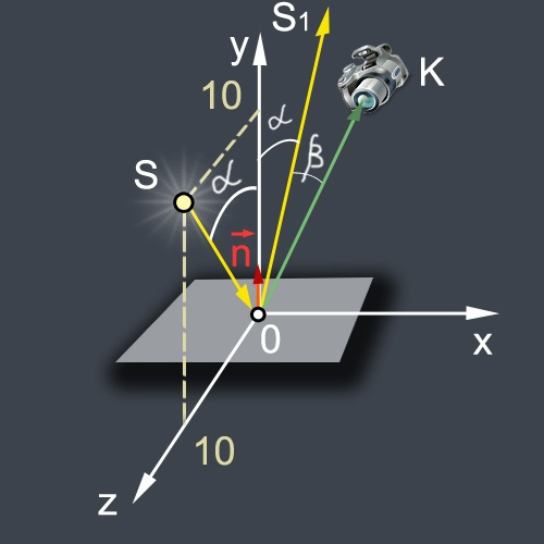 Изучаем OpenGL ES2 для Android Урок №3. Освещение - 7