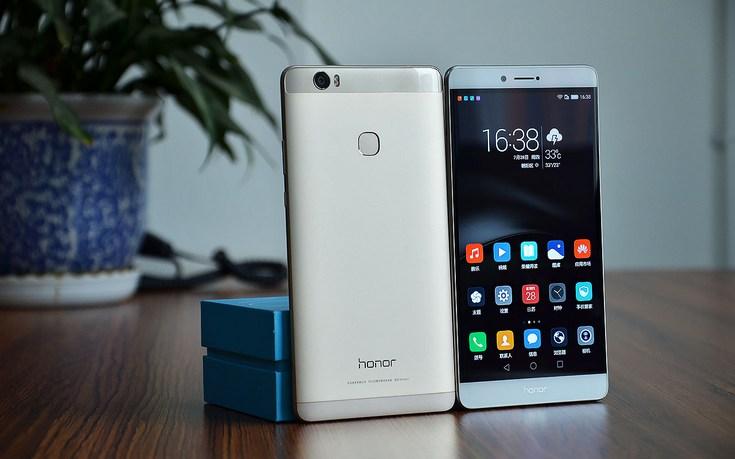 Планшетофон Huawei Honor Note 8 оценен в $346