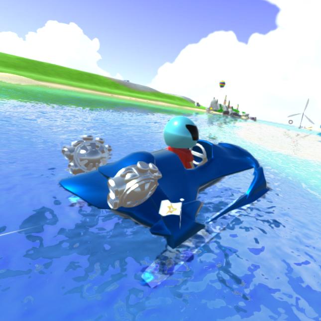 Разработка первой игры [на Unity3D] - 6