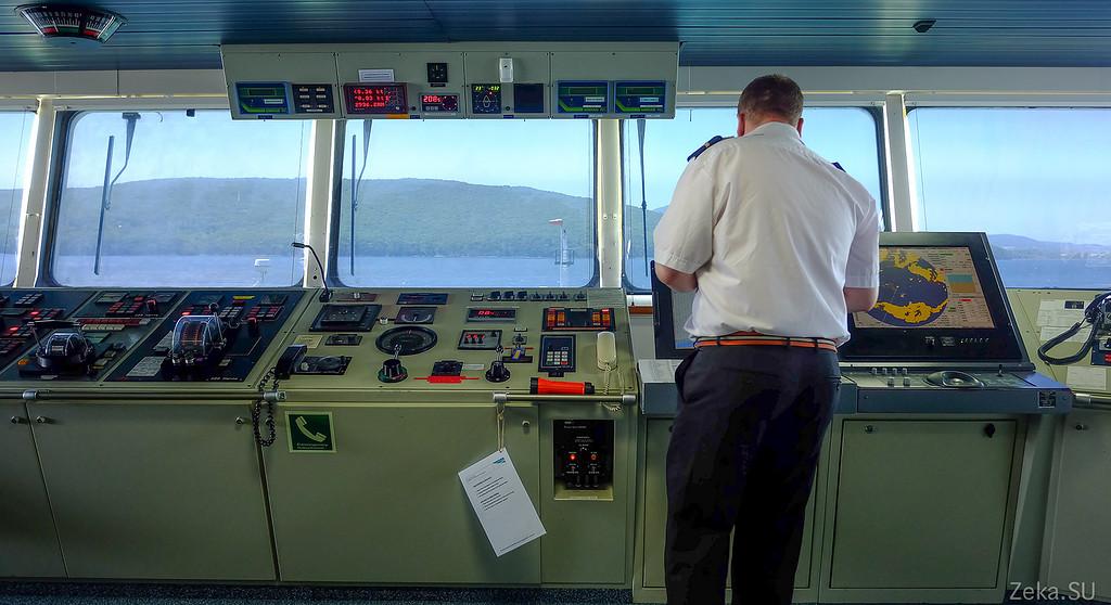 Строительство линии связи Камчатка – Сахалин – Магадан. Экскурсия на Cable Innovator — судно-кабелеукладчик - 14