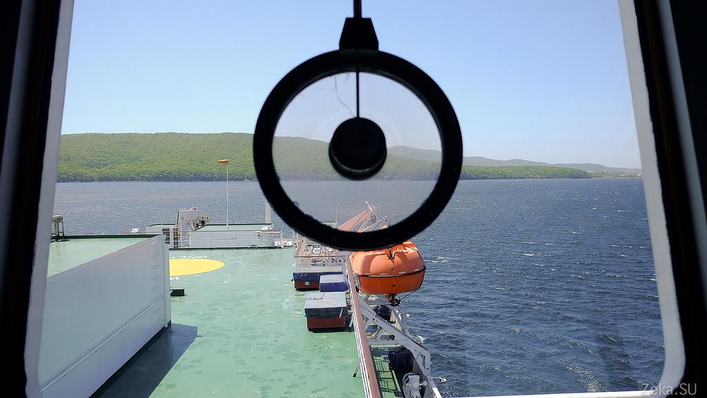 Строительство линии связи Камчатка – Сахалин – Магадан. Экскурсия на Cable Innovator — судно-кабелеукладчик - 16