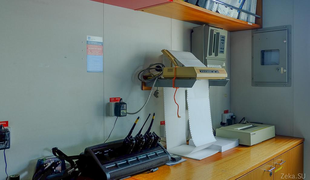 Строительство линии связи Камчатка – Сахалин – Магадан. Экскурсия на Cable Innovator — судно-кабелеукладчик - 18