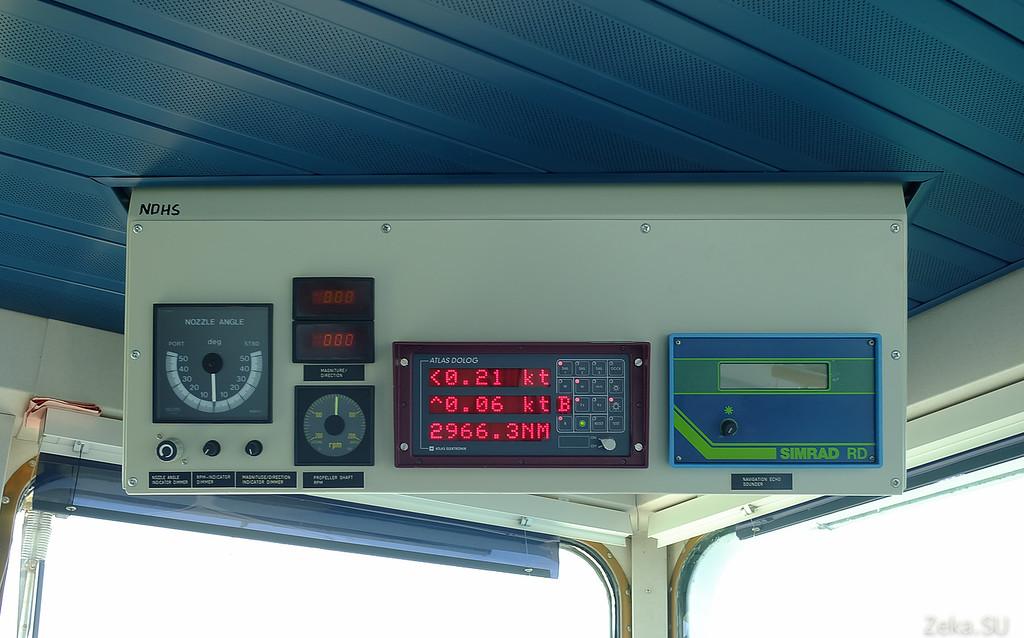 Строительство линии связи Камчатка – Сахалин – Магадан. Экскурсия на Cable Innovator — судно-кабелеукладчик - 20