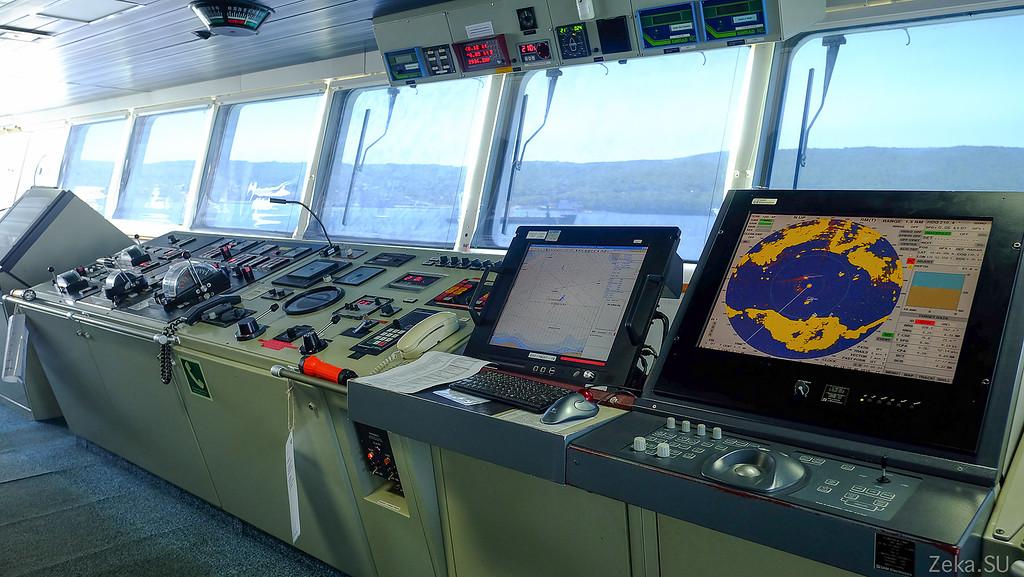Строительство линии связи Камчатка – Сахалин – Магадан. Экскурсия на Cable Innovator — судно-кабелеукладчик - 24