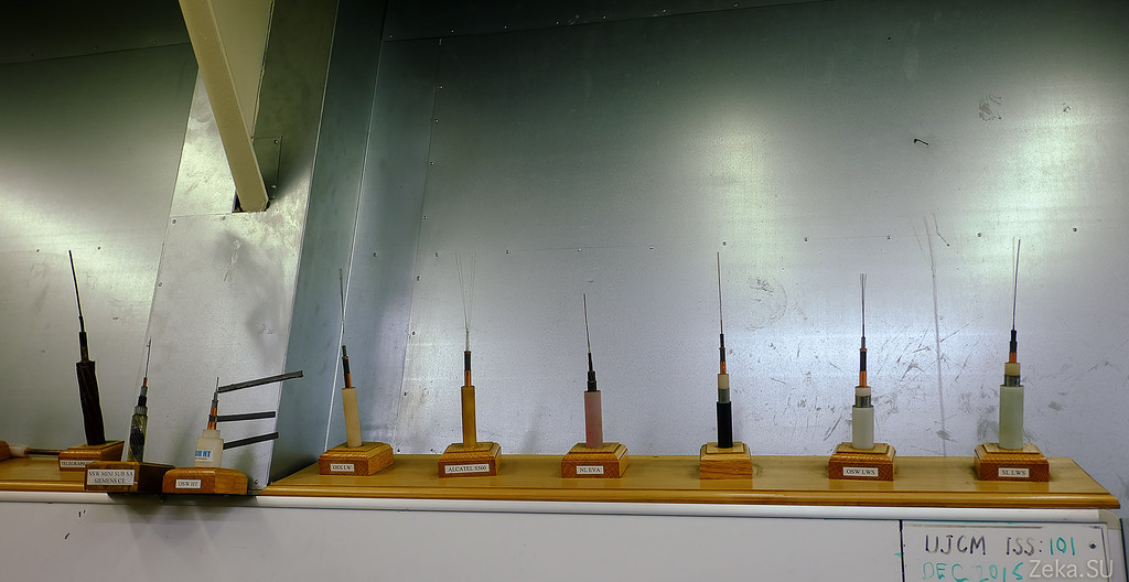 Строительство линии связи Камчатка – Сахалин – Магадан. Экскурсия на Cable Innovator — судно-кабелеукладчик - 47