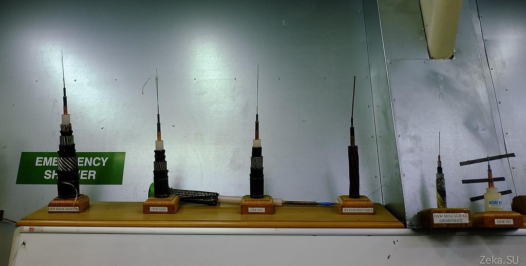 Строительство линии связи Камчатка – Сахалин – Магадан. Экскурсия на Cable Innovator — судно-кабелеукладчик - 48