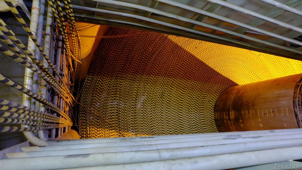 Строительство линии связи Камчатка – Сахалин – Магадан. Экскурсия на Cable Innovator — судно-кабелеукладчик - 63