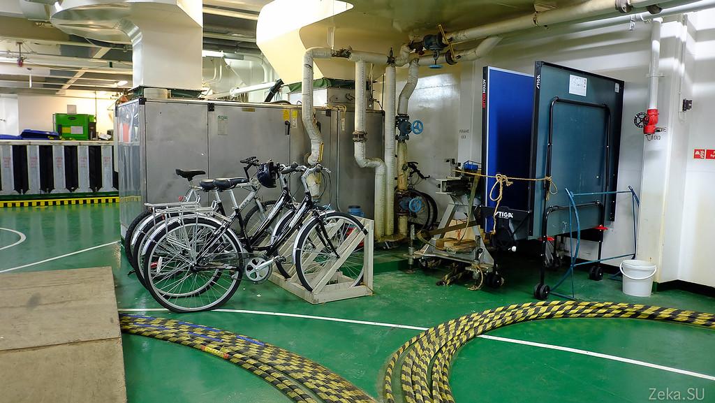 Строительство линии связи Камчатка – Сахалин – Магадан. Экскурсия на Cable Innovator — судно-кабелеукладчик - 66