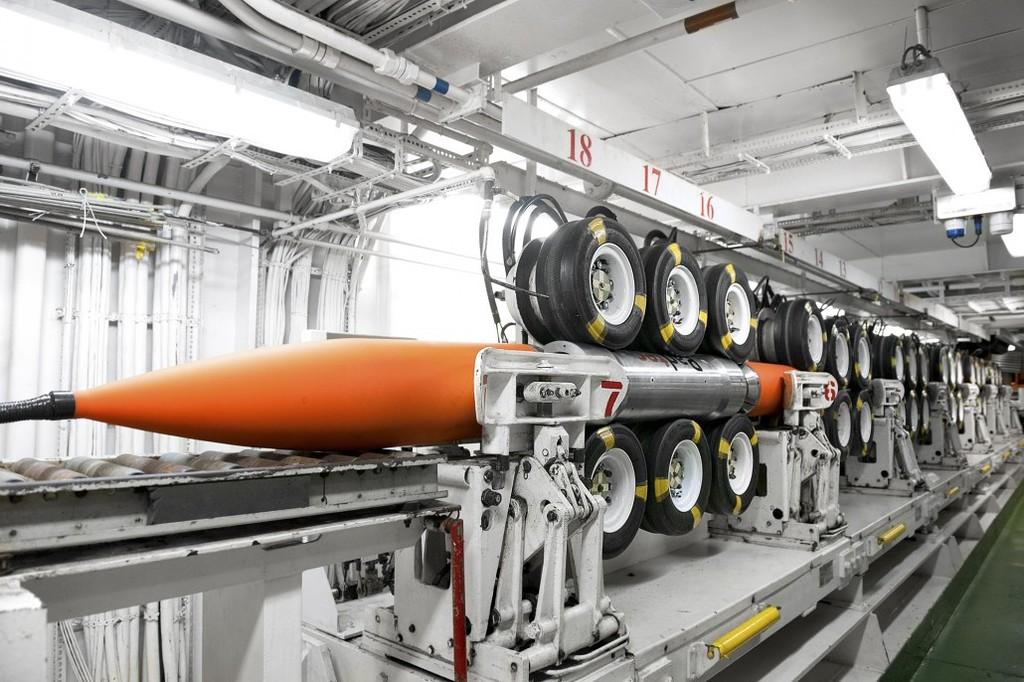 Строительство линии связи Камчатка – Сахалин – Магадан. Экскурсия на Cable Innovator — судно-кабелеукладчик - 70