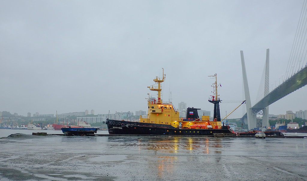 Строительство линии связи Камчатка – Сахалин – Магадан. Экскурсия на Cable Innovator — судно-кабелеукладчик - 8