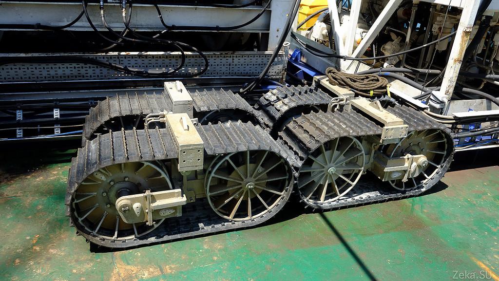 Строительство линии связи Камчатка – Сахалин – Магадан. Экскурсия на Cable Innovator — судно-кабелеукладчик - 89