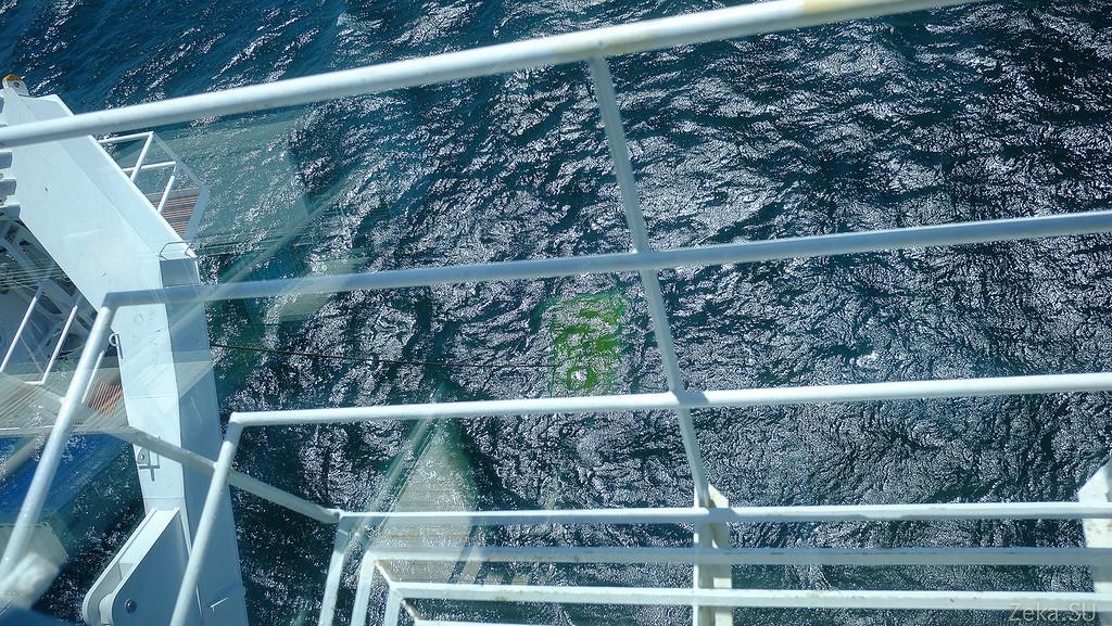 Строительство линии связи Камчатка – Сахалин – Магадан. Экскурсия на Cable Innovator — судно-кабелеукладчик - 94