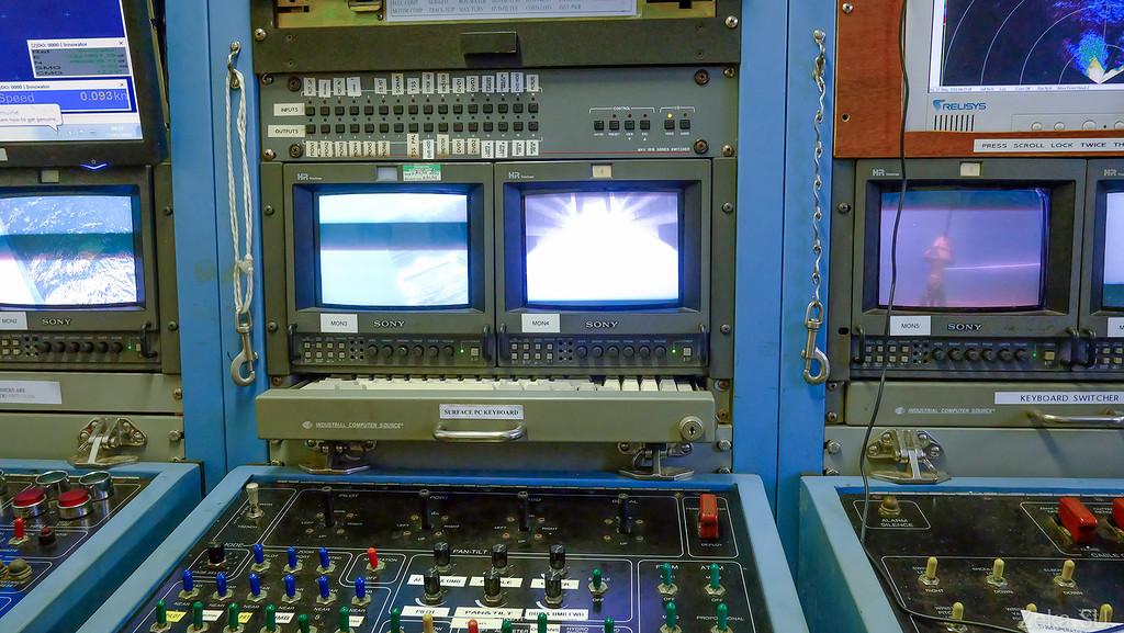 Строительство линии связи Камчатка – Сахалин – Магадан. Экскурсия на Cable Innovator — судно-кабелеукладчик - 96