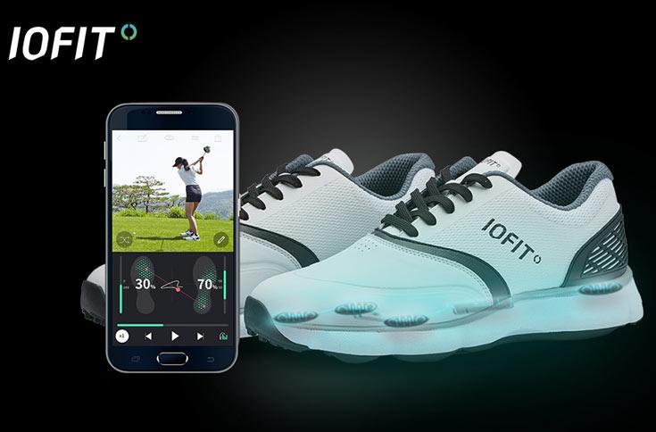 Сбор средств на выпуск умной обуви для гольфа организован на сайте Kickstarter