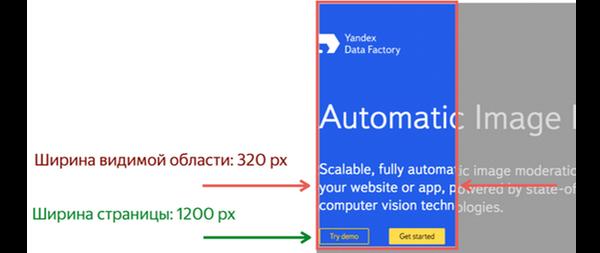 Делать ли мобильную версию? 5 распространенных проблем, которые решает адаптивная верстка. Опыт Яндекса - 7