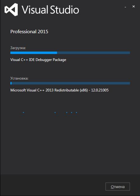 Ещё одна версия настройки TFS под командную работу - 2