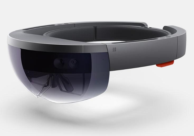 Гарнитура Microsoft HoloLens стоит $3000