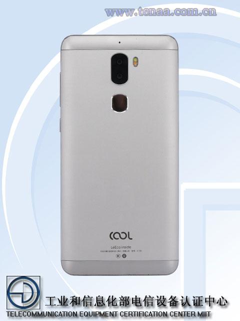 Характеристики и фотографии смартфона Cool1 опубликованы в базе данных TENAA