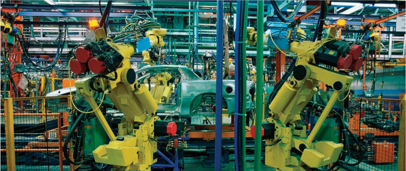 Оптическое волокно в промышленных системах связи - 1