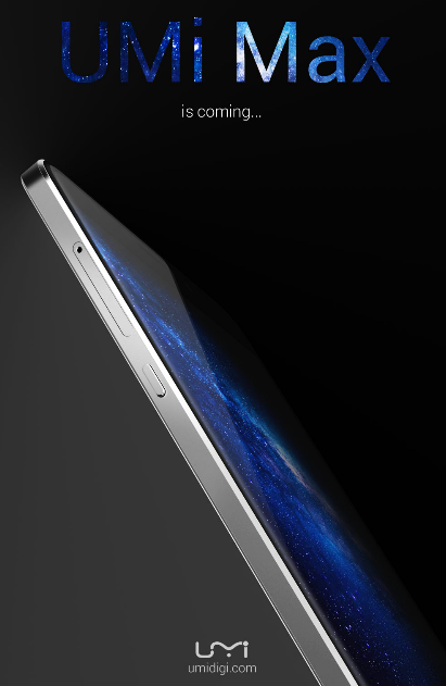 Смартфон UMi Max еще далек от финального анонса