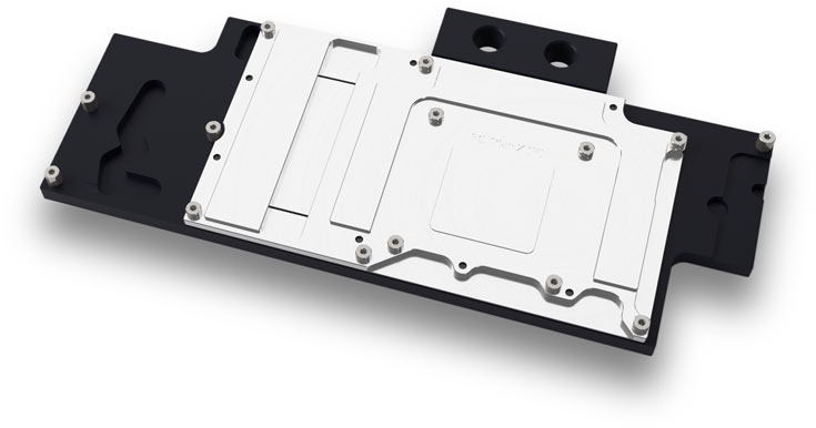 Водоблок EK Water Blocks EK-FC Titan X Pascal предназначен для 3D-карты Nvidia Titan X (Pascal)