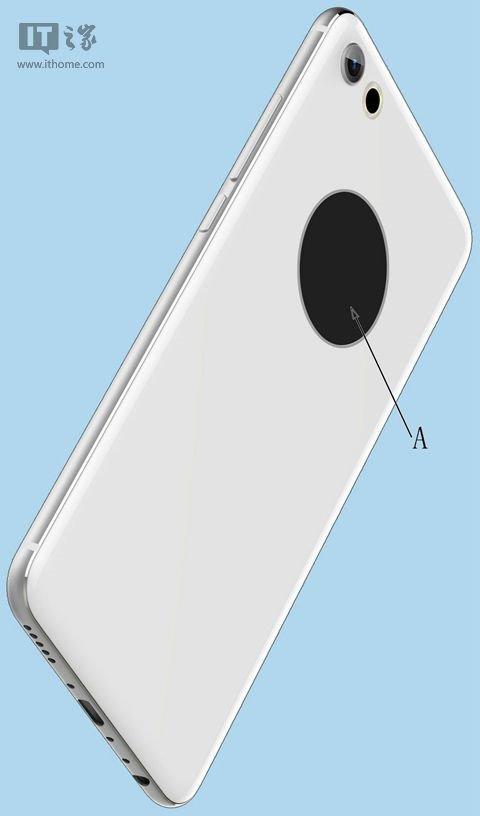 Meizu zсмартфон с металлическим шасси, покрытый стеклом