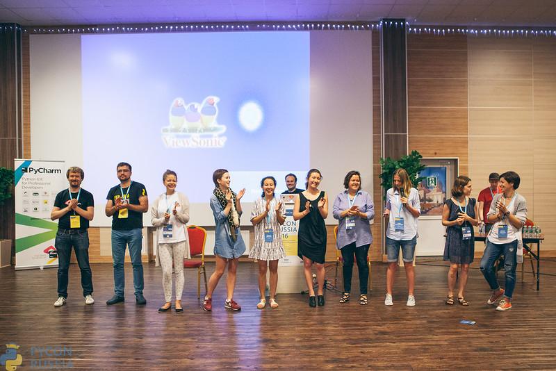 PYCONRU-2016: видео всех докладов и презентации - 3