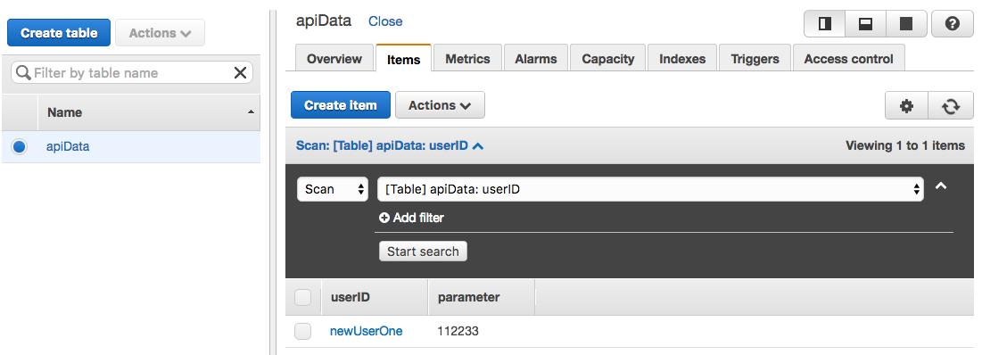 Server-less API на AWS за 15 минут - 9