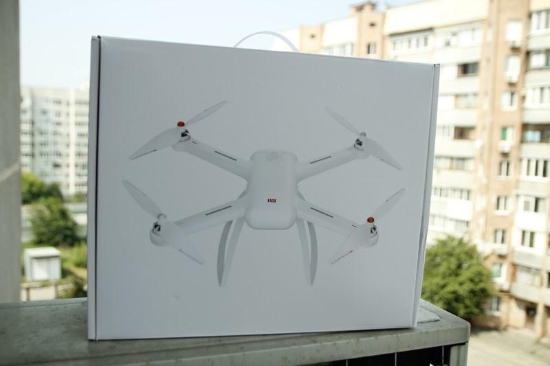 Xiaomi Mi Drone — первые реальные тесты нового квадрокоптера - 2