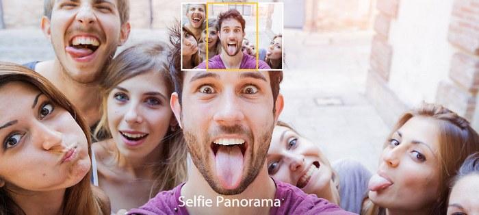 Фронтальная камера смартфон Oppo F1s, оцененного в $270, позволяет делать панорамные селфи