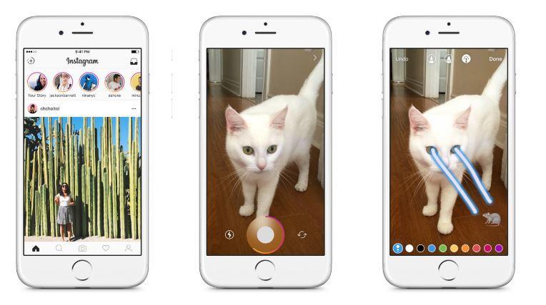В Instagram можно будет публиковать сообщения, которые исчезают через 24 часа - 1