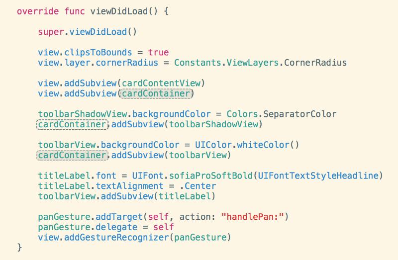 Заряжаем Xcode - 6