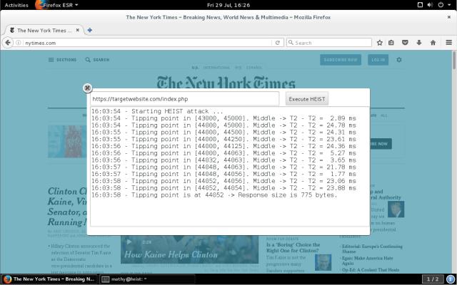 HEIST позволяет получить зашифрованную информацию в HTTPS канале в виде открытого текста - 2