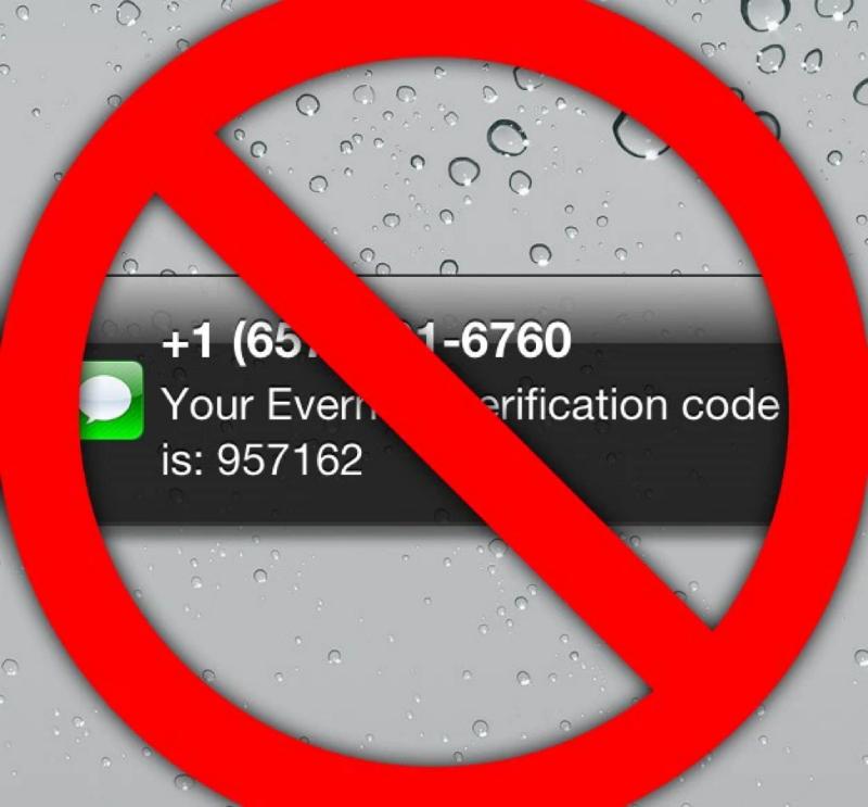 NIST: SMS нельзя использовать в качестве средства аутентификации - 1