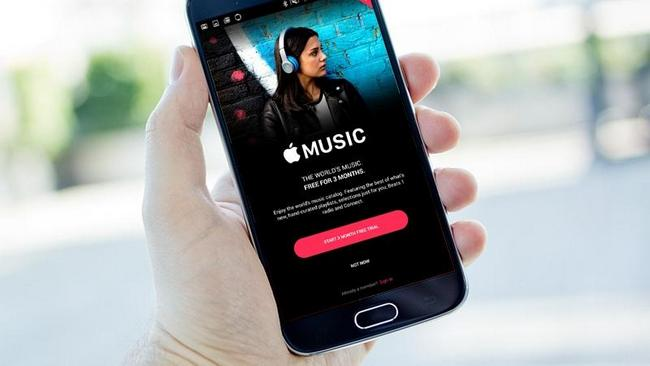 Бета-тест Apple Music для Android, наконец, завершен