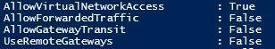 Настраиваем public preview VNET Peering в Azure - 3