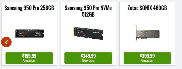 Обзор Samsung SM961 512GB и 256GB SSD - 9