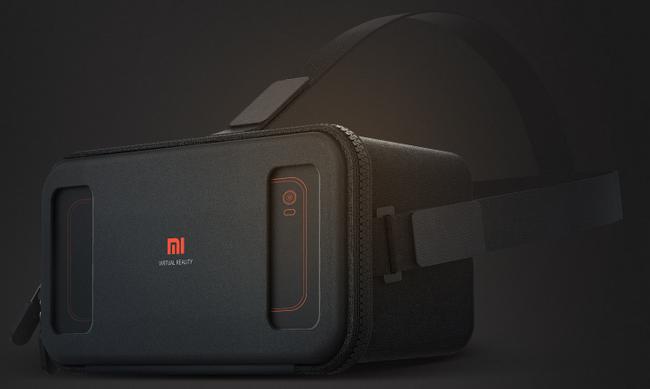 Представлена гарнитура Xiaomi VR Toy Edition