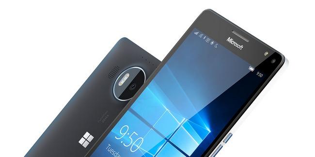 Смартфоны Lumia 950 и Lumia 950 XL подешевели в США на $150 и $200 соответственно