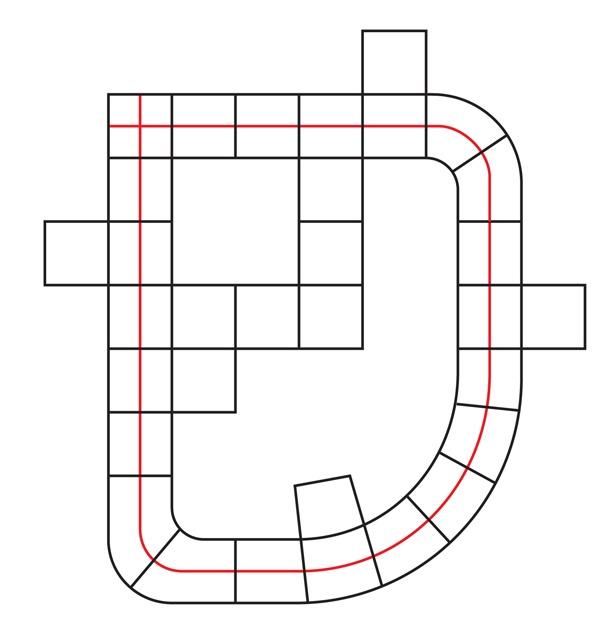 Входим в форму: от гиперболической геометрии до кубических комплексов и обратно - 12