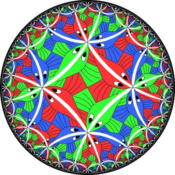 Входим в форму: от гиперболической геометрии до кубических комплексов и обратно - 4