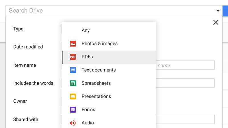 10 приёмов, позволяющих ощутить себя специалистом, работая с Google Drive - 3